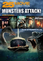 Monsters Attack! Collection