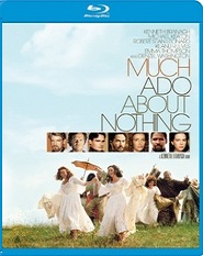 Much Ado About Nothing 1993 (BLU-RAY)