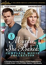 Murder, She Baked - The Complete Movie Collection