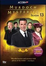 Murdoch Mysteries - Season 13