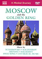 Moscow And The Golden Ring - Musical Journey