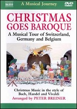 Christmas Goes Baroque - Musical Journey