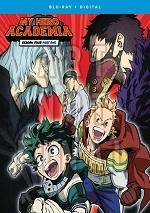 My Hero Academia - Season Four - Part One (DVD + BLU-RAY)