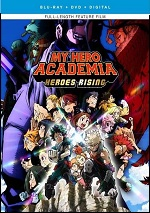My Hero Academia: Heroes Rising (DVD + BLU-RAY)