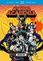 My Hero Academia - Season One (DVD + BLU-RAY)