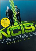 NCIS: Los Angeles - Seasons 5-8
