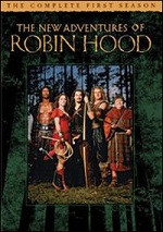 New Adventures Of Robin Hood - The Complete First Season