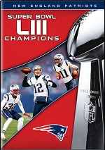 NFL - Super Bowl Champions LIII - New England Patriots