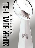 NFL Super Bowl Collection - I-XL