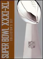 NFL Super Bowl Collection - Super Bowl XXXI - XL