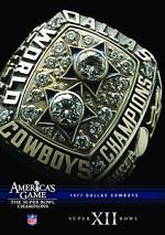 NFL - Americas Game - 1977 Dallas Cowboys - Super Bowl XII
