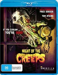 Night Of The Creeps (BLU-RAY)