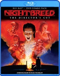 Nightbreed - The Director's Cut (BLU-RAY + DVD)