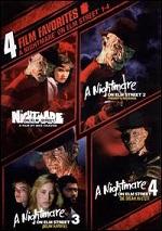 Nightmare On Elm Street 1-4