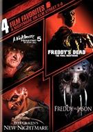 Nightmare On Elm Street 5-8
