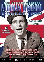 Norman Wisdom Comedy Collection - Vol. 1