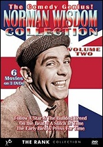 Norman Wisdom Comedy Collection - Vol. 2