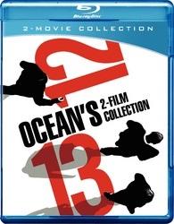 Oceans Twelve / Oceans Thirteen (BLU-RAY)