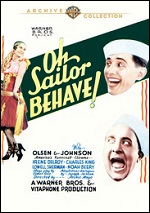 Oh Sailor Behave!