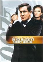 On Her Majesty´s Secret Service