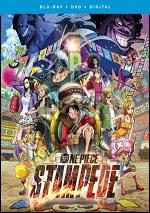 One Piece - Stampede (DVD + BLU-RAY)
