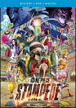 One Piece - Stampede (DVD + BLU-RAY)
