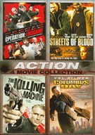 Operation: Endgame / Streets Of Blood / Columbus Day / The Killing Machine