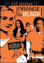 Orange Is The New Black - Seasons 1-5