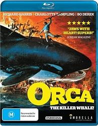 Orca (BLU-RAY)