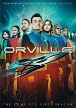 Orville - The Complete First Season