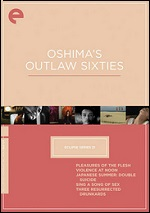 Oshimas Outlaw Sixties - Eclipse Series 22 -  Criterion Collection