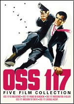 OSS 117 - Five Film Collection