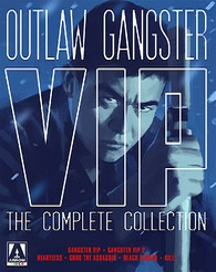Outlaw Gangster VIP - The Complete Collection (BLU-RAY + DVD)