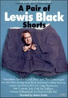 Pair Of Lewis Black Shorts, A
