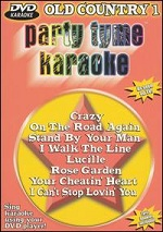 Party Tyme Karaoke - Old Country - Vol. 1