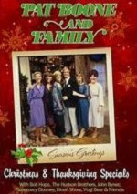 Pat Boone And Family - Christmas & Thanksgiving Specials