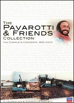 Pavarotti & Friends Collection - The Complete Concerts, 1992-2000