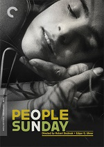 People On Sunday - Criterion Collection