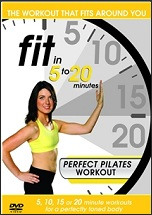 Perfect Pilates Workout - Fit In 5 To 20 Minutes