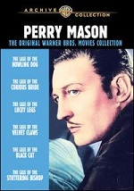 Perry Mason Mysteries - The Original Warner Bros. Movies Collection
