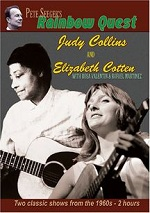 Pete Seegers Rainbow Quest With Judy Collins And Elizabeth Cotten