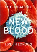 Peter Gabriel - New Blood - Live In London
