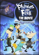 Phineas And Ferb - The Movie - Across The 2nd Dimension