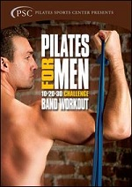 Pilates For Men - 10-20-30 Challenge - Band Workout