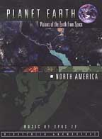 Planet Earth - Visions Of The Earth From Space - North America