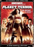 Planet Terror - Extended And Unrated - Special Edition