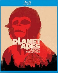 Planet Of The Apes - Legacy Collection (BLU-RAY)