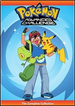 Pokemon Advanced Challenge - The Complete Collection