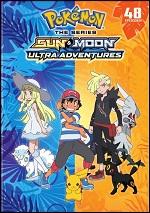 Pokemon: Sun & Moon - Ultra Adventures