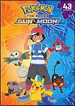 Pokemon: Sun & Moon - The Complete Collection